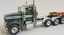 1/50 o First Gear Peterbilt 367 lowboy truck trailer