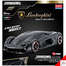 ACADEMY 1/24 XD PLA Lamborghini Terzo Millennio Sports Car Hobby Model #15139