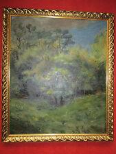 Paul CHARLOT, peinture huile sur toile, Painting oil on canvas