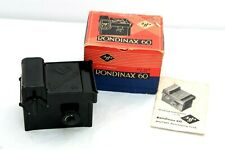 AGFA RONDINAX 60 daylight developing tank, boxed, instructions,(120 roll film)