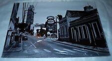Vintage Foto Arte Preto & Branco by Marins Delabona Street in Black & White
