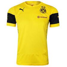 Camiseta de fútbol negro