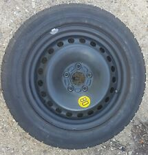 Ford Mondeo Mk3 2001-2007 FULL SIZE STEEL WHEEL - NEW PIRELLI P6000 TYRE FITTED