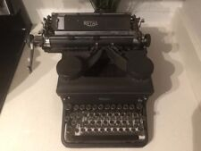 "Regal Rebuilt ""Like-Nu"" Royal Typewriter"