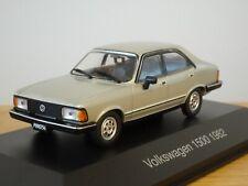 ALTAYA IXO VW 1500 (DODGE HILLMAN AVENGER) 1982 SILVER CAR MODEL LX45 1:43