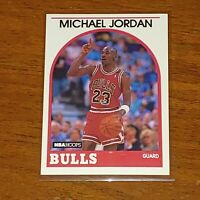 1989-90 NBA Hoops Michael Jordan #200