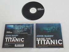 RAISE THE TITANIC/SOUNDTRACK/JOHN BARRY(SILVA SCREEN SSD 1102) CD ÁLBUM