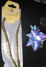 """Athenaa 18K Genuine Yellow Gold Filled Necklace $2000+ 4mm 20"""" Chain 25g jewelry"""