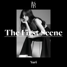 YURI GIRLS' GENERATION - The First Scene CD+Photocard+Poster+Gift+Tracking no.