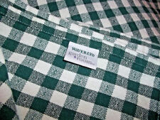Cotton Blend Checked U0026 Gingham Rectangular Tablecloths