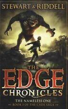 The Edge Chronicles : The Nameless One - Book 1 of the Cade Saga, Riddell, Chris