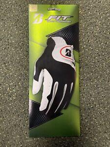 New Bridgestone B-Fit EZ Fit Golf Glove LH Regular M/L Medium Large Men's