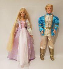 Vintage Barbie Fashion Doll - Rapunzel Barbie & Ken #88