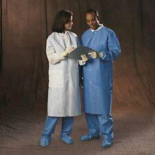 Lab Coat Basic Plus White Medium Long Sleeve Knee Length 10021 Case/25