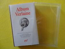 Album Pléiade Verlaine n° 20 1981 Pierre Petitfils
