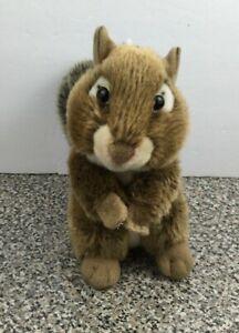 Ganz Webkinz Signature Chipmunk WKSS2009 Plush Stuffed Animal No Code