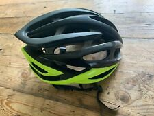 Giro Atmos Cycling Helmet 55-59cm Medium Black/Fluro