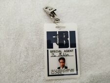 Fox Mulder The X-Files FBI Badge Replica Exclusively from BAM BOX  Fast Shipping