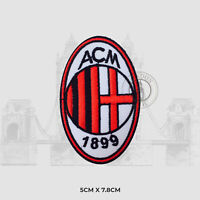 FOOTBALL CLUB  LOGO Sew on Iron on Embroidered Patch Badge For Clothes Bags etc