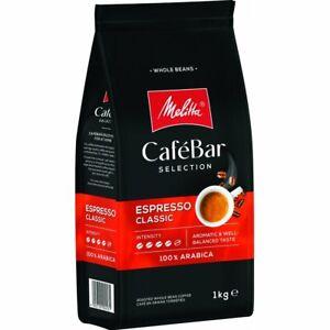 COFFEE BEANS -  Melitta Bella Crema Espresso 1 Kg
