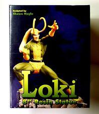 Diamond Select Loki Statue Avengers Marvel Comics Thor 2002 .