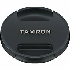 Tamron 82 mm MkII Front Lens Cap - Black from Japan