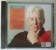 RICHARD WAGNER - ORCHESTRAL MUSIC: PRELUDES & OVERTURES CD  - BRAND NEW CD
