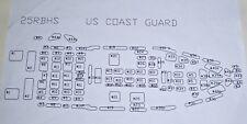 SAFE Boat RBHS RBS Defender Response Boat 3M 770 SAFETY WALK Anti Skid tape