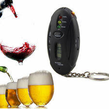 Greenwon Breathalyzer Alcohol Tester Digital Breath Analyzer Detector Keychain