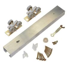 "100Pd Commercial Grade Pocket/Sliding Door Hardware (60"") Precision L.E. Johnson"