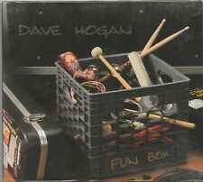 DAVE HOGAN - FUN BOX..USA AMERICANA.COUNTRY.2011. FREE SHIPPING!!!
