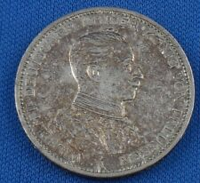 3 Mark Kursmünze Silber 1914 A