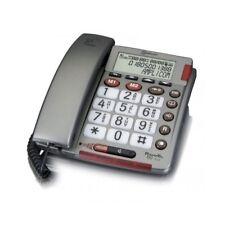 amplicomms PowerTel 60 plus schnurgebundenes Senioren Telefon