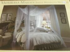 Romantic King Queen Full Size Bed Canopy Mosquito Net Bedroom Decoration Dorm
