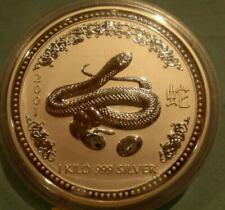 Monedas de plata 1 kg