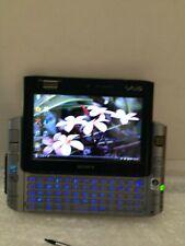 Sony VAIO VGN-UX380N 4.5-inch Laptop 1GB RAM, 40 GB HD UMPC