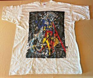 Vintage 1996 Marvel Comic Images Adult XXL T Shirt X-Men NEW RARE!