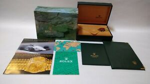 Genuine Rolex Daytona 16520 Watch Box Case 68.00.01 /01194500003