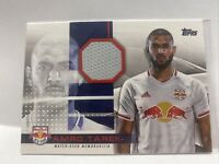 2020 Topps MLS Relic Amro Tarek - New York Red Bulls 162/319