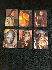 Farscape Season 1 - Preview pack set #1486 / 1999 all 6 of 6 (Ln)