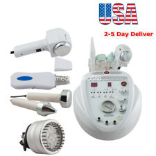 Microdermabrasion Diamond Dermabrasion Peel 5in1 Ultrasonic Scrubber Equipment!