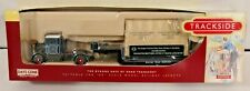 Lledo Trackside DG112002 Scammell Tractor & Low Loader Glass Load 1:76 NIB