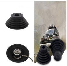 2 pcs HID Retrofit Kit LED Headlight Fog Light Bulb Water Proof Seal Dust Cover