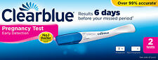 Clearblue 6 Days Early Detection Pregnancy Test