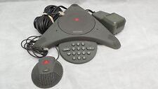 QTY Polycom Soundstation EX Conference Phone 2201-00696-001-H Mic & Wall Module