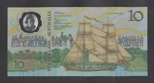 AUSTRALIA 10 Dollars 1988 UNC  P 49a  Commemorative banknote in original folder