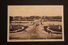 Carte postale ancienne CPA TOURS  - Le Pont de Pierre - La Loire