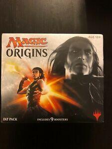 MTG Magic the Gathering: Sealed Magic Origins Fat Pack Bundle