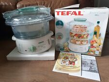 Tefal Steam Cuisine 3 tier electric steamer, Rice Cooker new