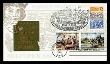 DR WHO 1992 CHRISTOPHER COLUMBUS 500TH ANNIVERSARY FDC C212725